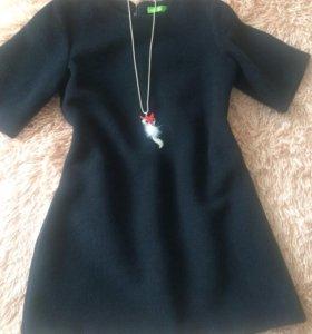 Пальто платье