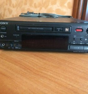 Проигрыватель магнитно-оптических дисков Sony