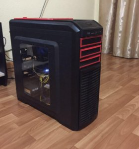 Мощный компьютер,почти новый