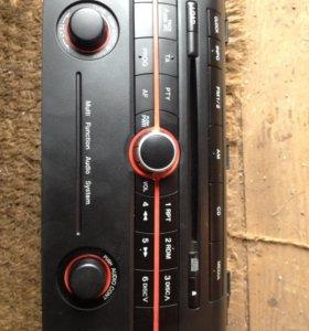Автомагнитола Mazda 3
