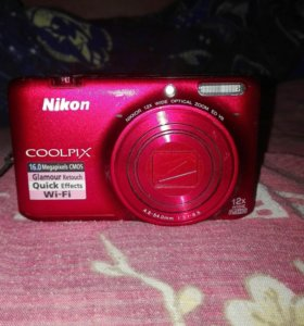 Nikon s6500