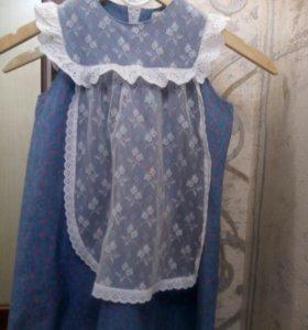 Платье корейское рост 110-120