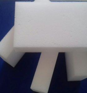 Меломиновые губки