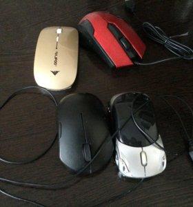 Новые мыши компьютерные
