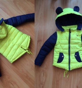 Детская куртка;)весенняя