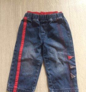 Джинсы, штанишки на мальчика