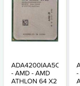 Процессор AMD Athlon 64 x2
