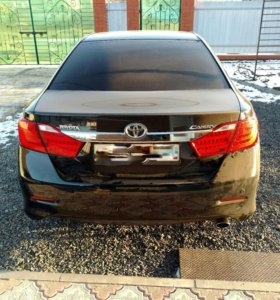 Camry bmw style