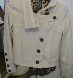 Куртка фетровая
