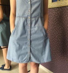 Платье -сарафан летнее