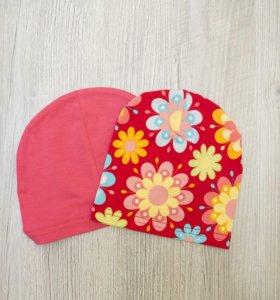 Новые шапочки на девочку