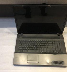 Packard bell игровой 17 дюймовый ноутбук