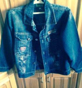 джинсовка для мальчика