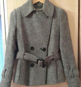 Пальто/полупальто 42-44 размер