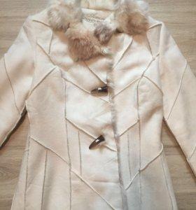 Куртка (дублёнка)