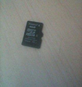 MicroSD 3.60 GB