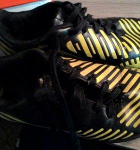 Сороконожки Adidas predator детские