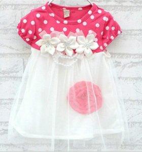 Платье лето новое.