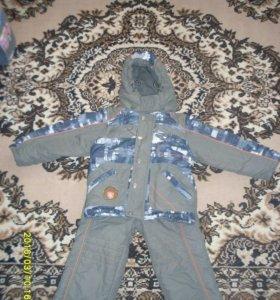 Осенний костюм фирмы Кико р-р 92