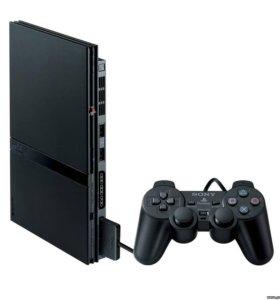 Игровая консоль Sony Play Station 2