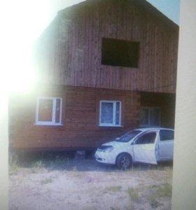 Дом из бруса 160 кв.м.