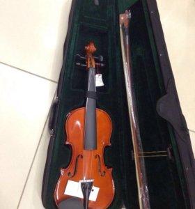 Скрипка новая