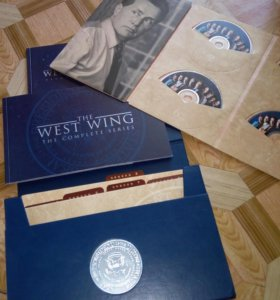 west wing the complete все тайны белего дома.