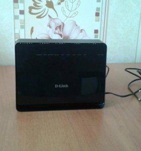 Продам wi-fi роутер D-Link DIR-320