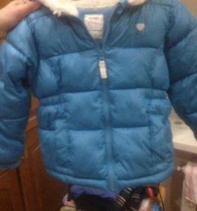 Куртка для девочки Old navy