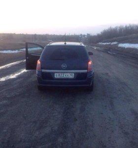 Opel Astra н , дизель 2007