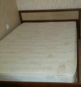 Кровать б/у