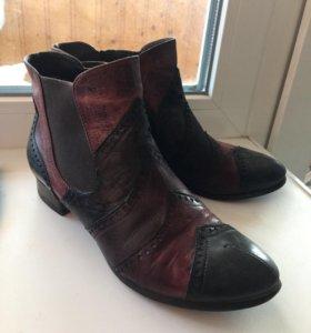 Ботинки Carnaby натуральная кожа