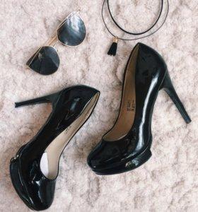 Лаковые туфли 👠 centro