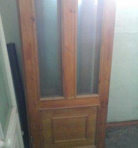 Межкомнатные двери из масива