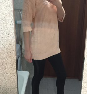 Тёплая туника,свитер