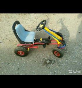 Детская машина-багги