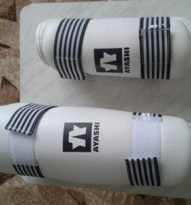 Защита для ног и рук тхеквандо