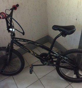 Велосипед Laux TT550