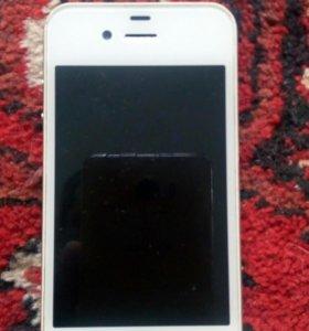 iphone 4 (на запчасти)
