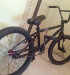 BMX , велосипед для трюков