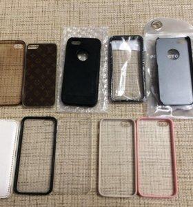 Чехлы iPhone 5, 5s