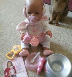 Кукла Baby born (набор)