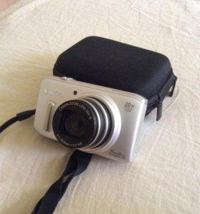 Фотоаппарат canon power shot sx240 hs