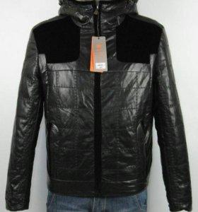Новая Куртка демисезонная мужская