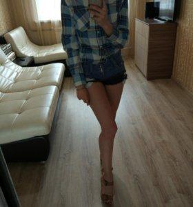 Рубашка-Шорты-Босоножки