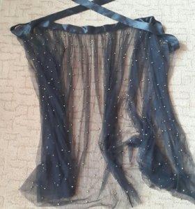 Накидка юбка
