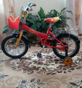 Велосипед детский колеса 14 d