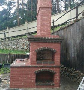 Строительство печек, каминов и домов