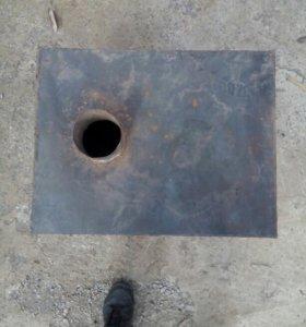 Печка металическая