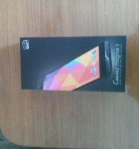 Смартфон MICROMAX MAGNUS2 Q338
